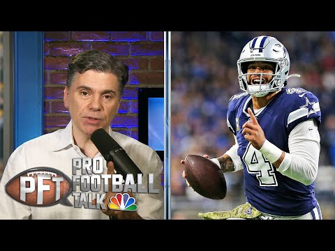 Will Dallas Cowboys take back the NFC East? | Pro Football Talk | NBC Sports