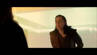Thor 2: Thor Speaks to Loki in the Dungeons
