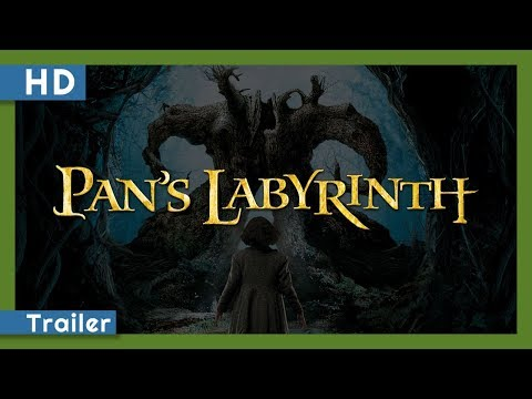 Pan's Labyrinth trailers