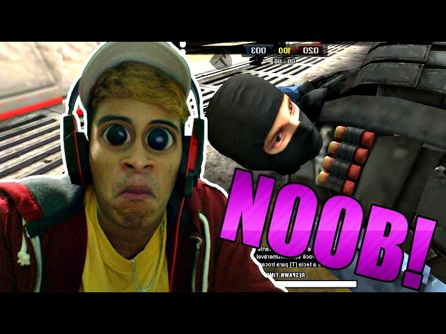 A Volta Do Noob - Point Blank