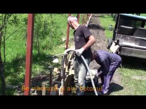 Constructia unui gard la Drajna de Jos, PH