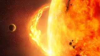 A HUGE Explosion Just Erupted From The Sun!
