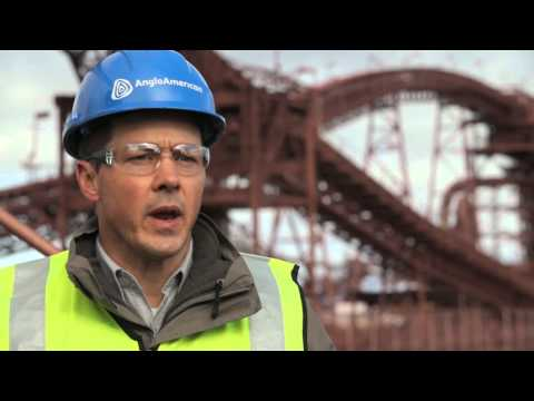Achieving a world class safety record at Kolomela mine - Anglo American
