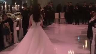 شاهد كيف يرقص تايانغ من بيغ بانغ مع زوجته في حفل زفافهم