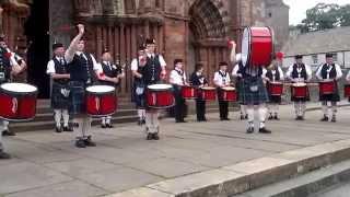 09/08/2015 Kirkwall City Pipe Band