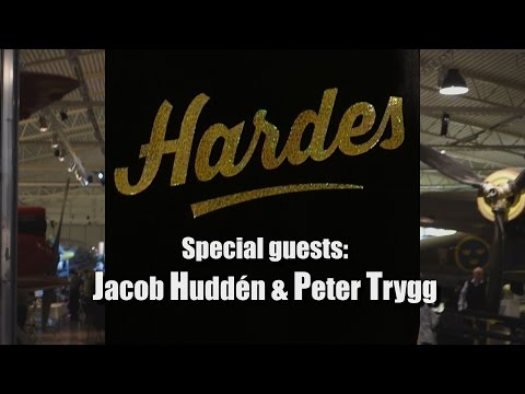 Hardes Storband Flottiljdans med Jacob Huddén och Peter Trygg