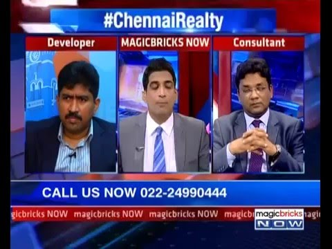 Mr. Arun Kumar's take on the Chennai Realty Market post Chennai Floods 2015.