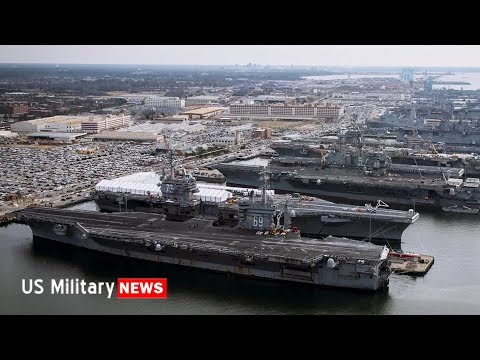 Top 10 Biggest Naval Bases in the USA