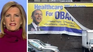 Ingraham  Critical for GOP to stay on offensive on ObamaCare