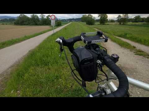 Cycle Touring kickstand for free