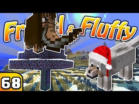 FRIGIEL & FLUFFY : LE MAMMOUTH PERCHÉ ! | Minecraft - S4 Ep.68