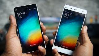 Xiaomi Mi4 vs Mi4i - What's Different?