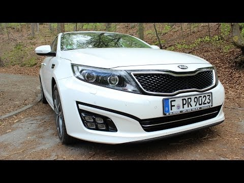 ' 2014 Kia Optima ' Test Drive & Review - TheGetawayer
