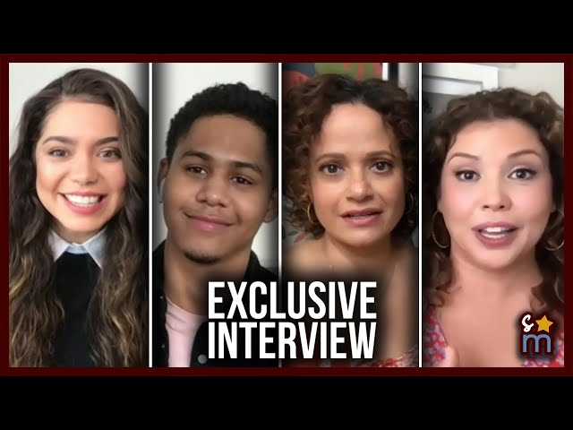 Auli'i Cravalho, Justina Machado & ALL TOGETHER NOW Cast Talk Fave Albums, On Set Memories