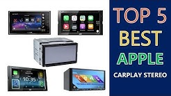 Best Apple Carplay Stereo 2018