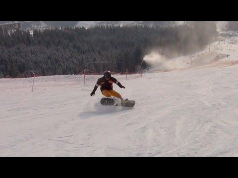 Bukovel-Горные лыжи или сноуборд.