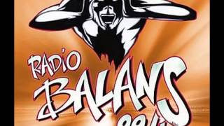 DJ Syndrome @ Radio Balans - December 1996 (Early Hardcore Mix From Tape/Radio) HD