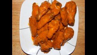 Hooters Chicken Wings - Actifry VS. Deep Fried - Air Fryer Wings