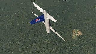 XP11 - 9/11 - Retaliated (United Airlines Flight 93)