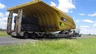 Massive 60 ton Dump Truck Beds!