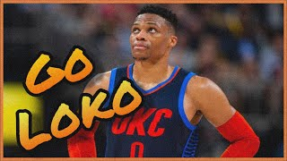 """Russell Westbrook Mix - """"GO LOKO"""" Ft. YG"""