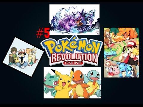 POKEMON REVOLUTION ONLINE # 5