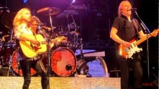 Styx - Live at Cowboys Dancehall in San Antonio TX 2/25/12 (Complete Show)