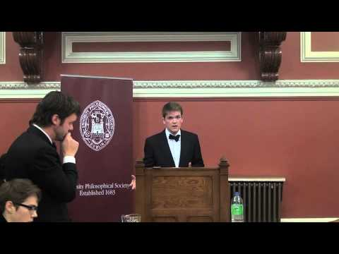 The Student Economic Review Debate | Trinity VS Oxford | This House Would Desert the Euro