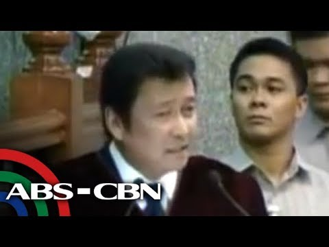 Lapid says sorry to CJ, says he's guilty