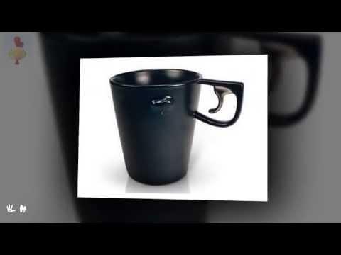 Просто прикольные чашки для кофе и для чая.