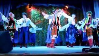 Український народний танець - Ансамбль пісні і танцю Збройних Сил України