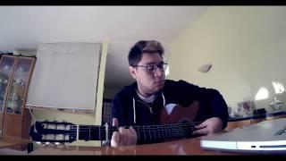 Il Conforto - Tiziano Ferro ft Carmen Consoli cover Ubaldo Di Leva