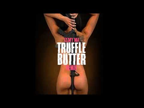 "Remy Ma ""Truffle Butter"" Freestyle"