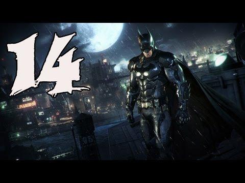 Batman: Arkham Knight - Gameplay Walkthrough Part 14: The Penguin