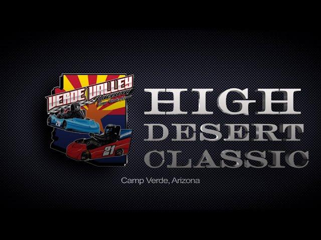 October 10:  Verde Valley Raceway - High Desert Classic
