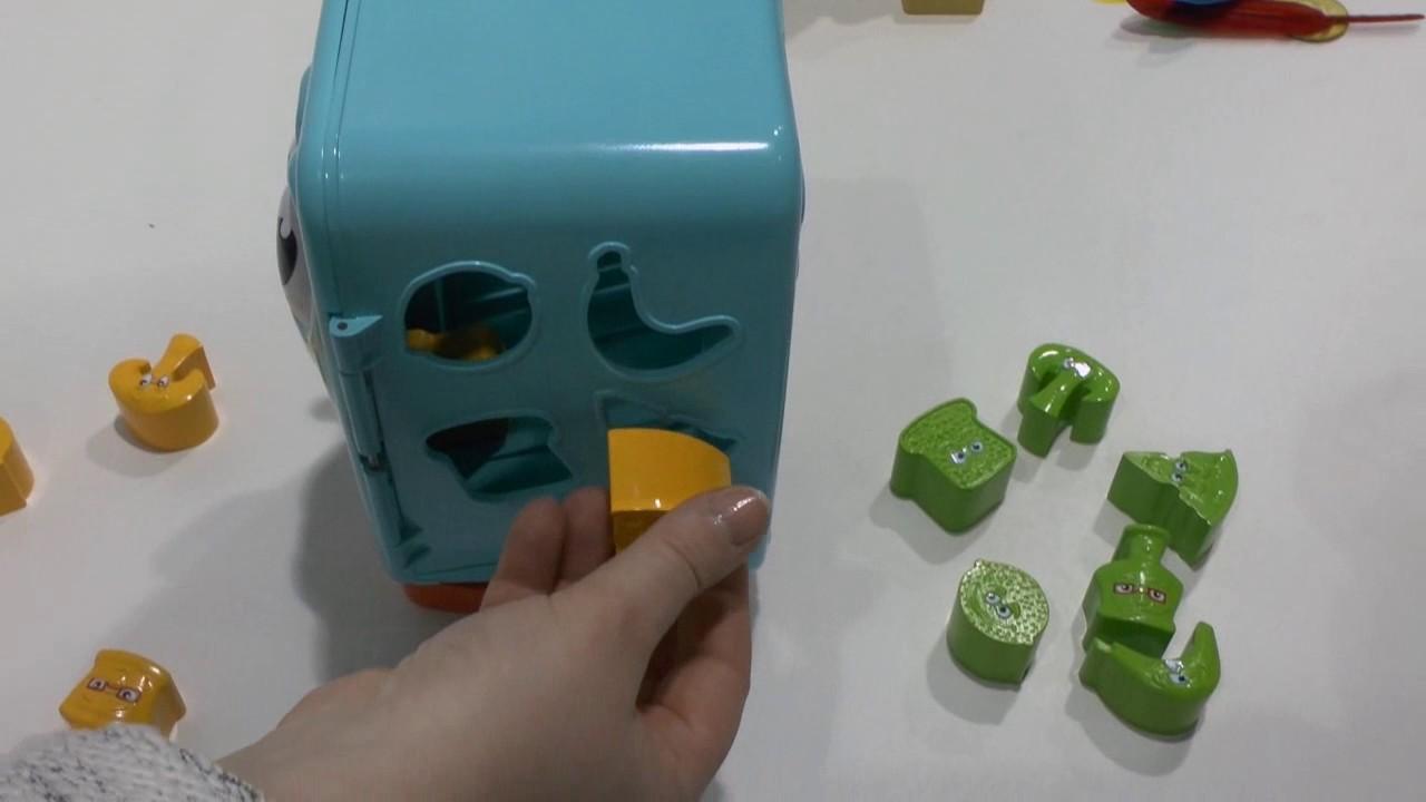 Kalli der Kühlschrank (Tomy) / Neuheit Vorschau / Nürnberger ...