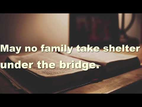 Prayer for the family (English version by Dl Bilingual Program)