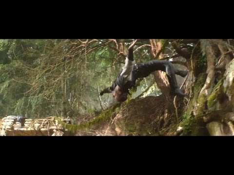 Bobby Holland Hanton: 'The Huntsman' Stunt Reel