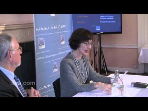 Lara Marlowe - Making new from old; the search of the French right for a providential leader -