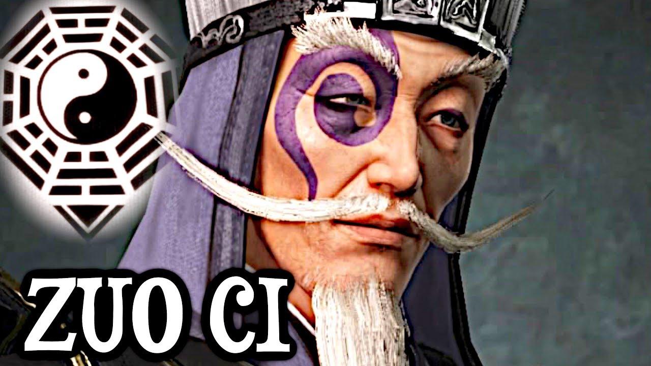 Taoist Magick - Meet Zuo Ci The Chinese Sorcerer