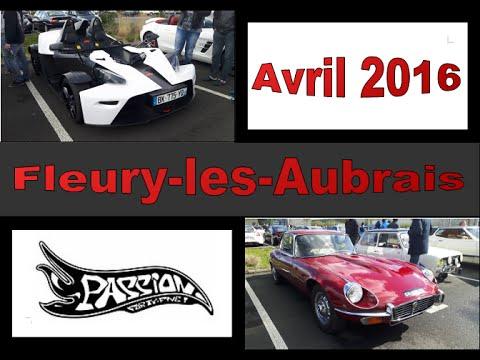 Passion Forty-Five - Fleury-les-Aubrais (avril 2016)