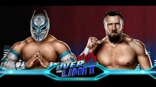 WWE On Demand 2015 Steel Cage Match Sin Cara vs Daniel Bryan thumbnail