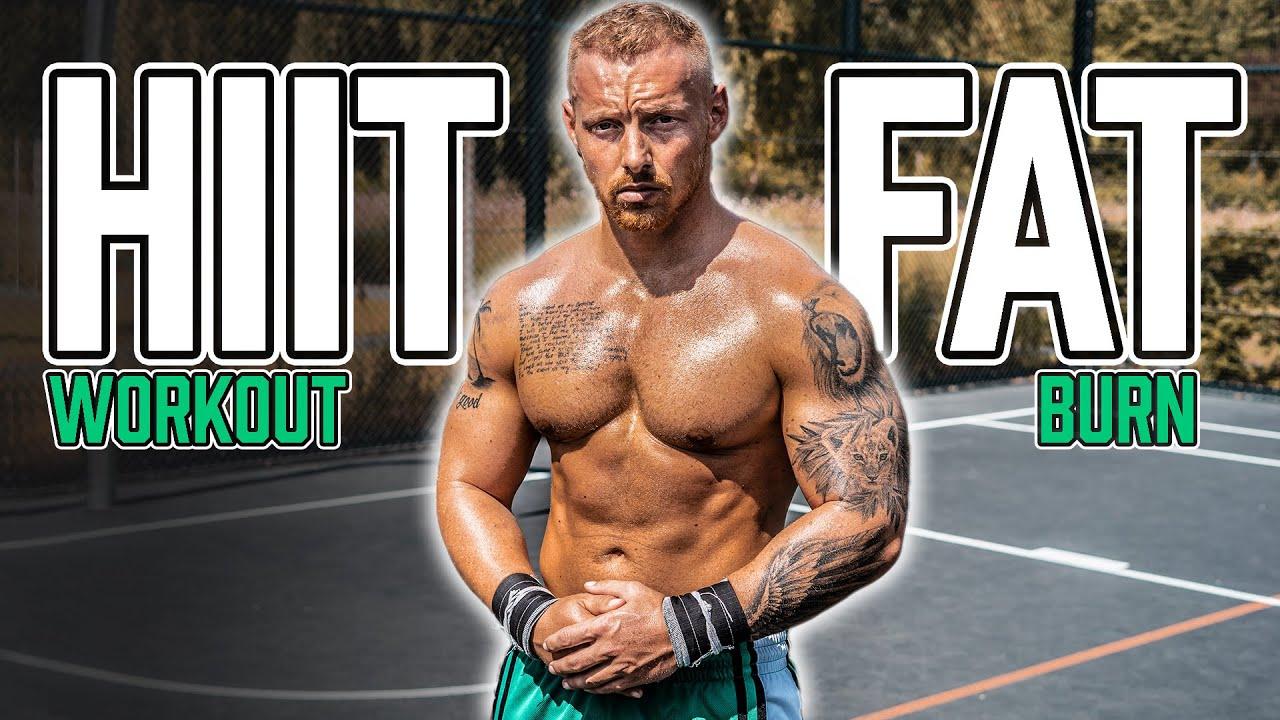 Fat Burn HIIT Workout ohne Geräte für Zuhause | Intensives Cardio Training zum Abnehmen