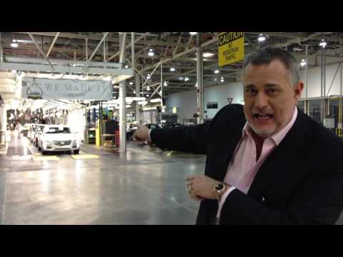 C-Suite with Jeffrey Hayzlett: Manufacturing