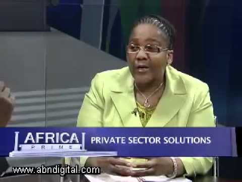 Dipuo Peters, SA Minister of Energy - Part 1