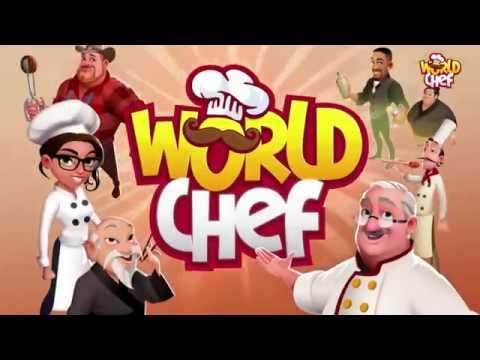 Create your own restaurant! || World Chef on iOS