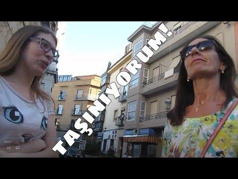 İspanya'da Yeni Evime Taşınıyorum!! - İspanya EV Fiyatları