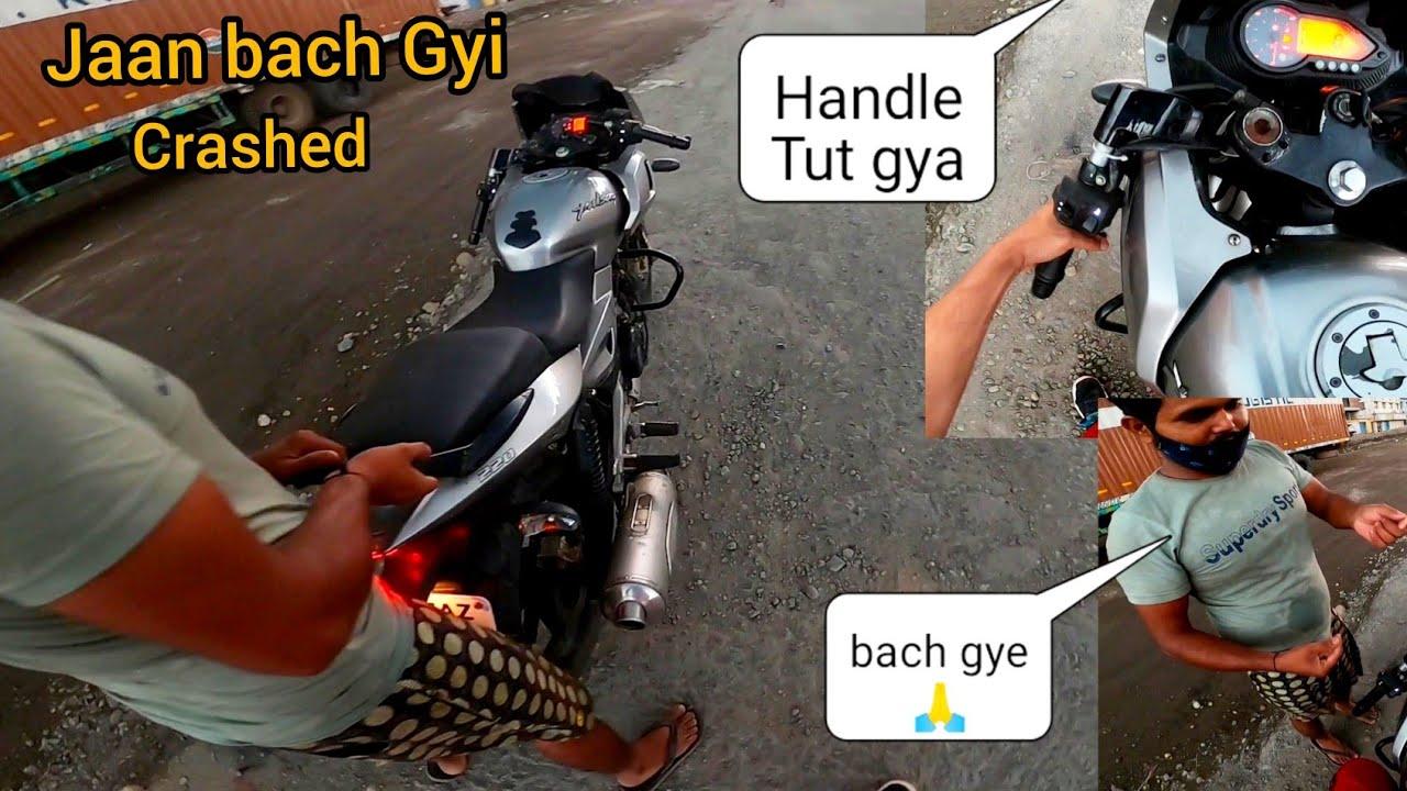 Highway Pe Crash ho Gya 😭 || Socha Nahi Tha Yeh