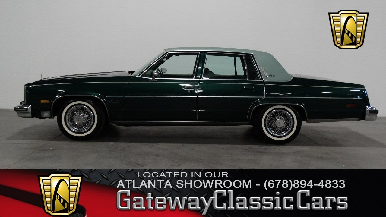 1977 Oldsmobile Regency Gateway Classic Cars Of Atlanta 187