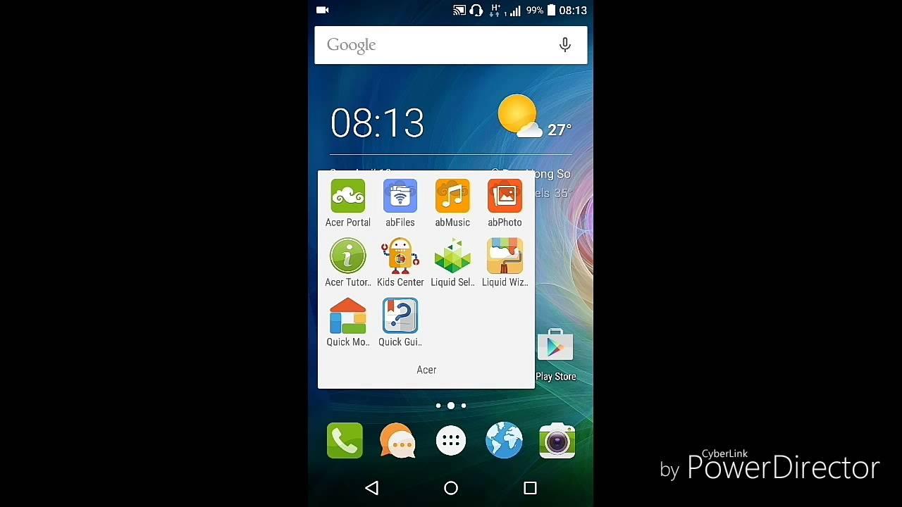 แนะนำ Acer BYOC Apps - YouTube
